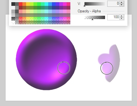 paint.net how to change image opacity