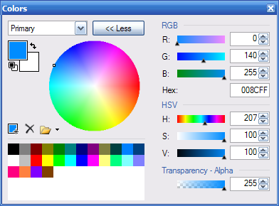 Paint Net Get Hex Color From Color Picker