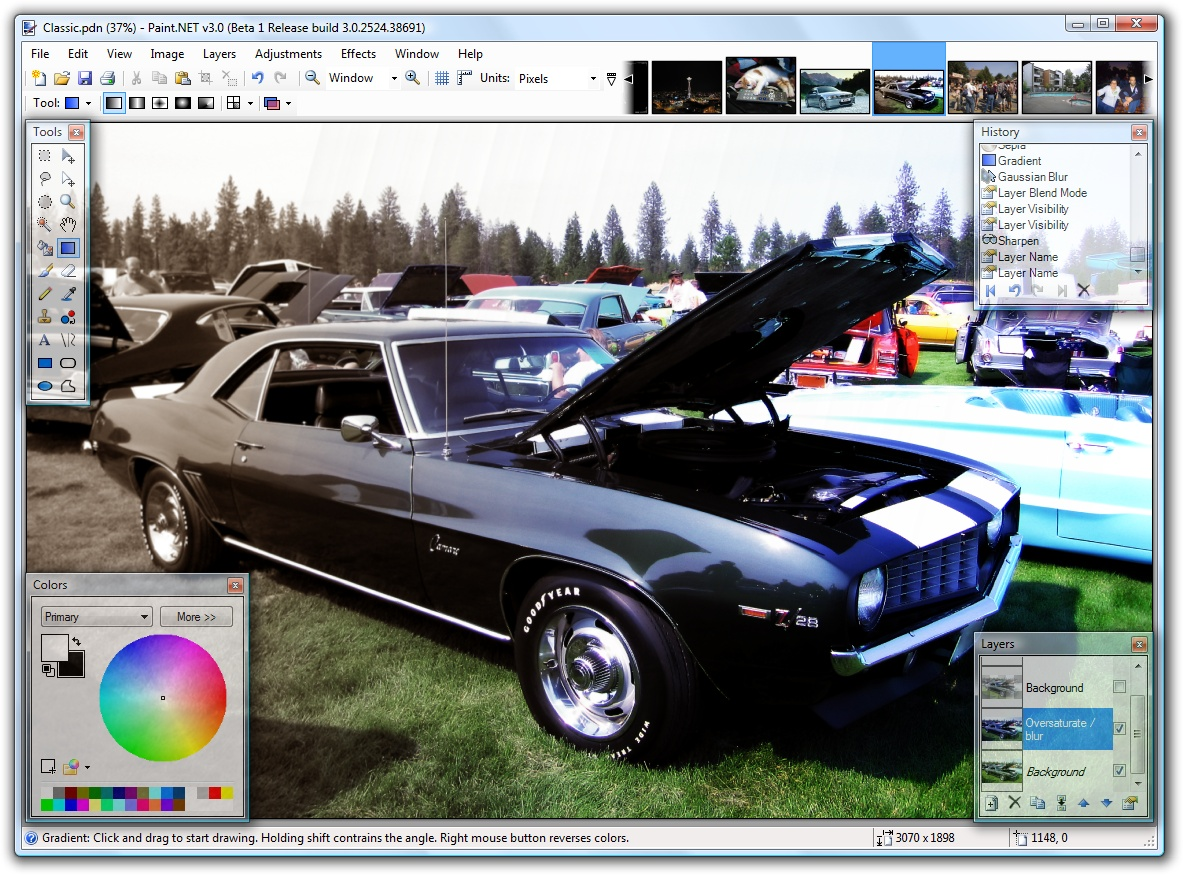 Classic Car Design Software